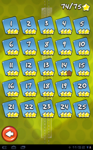 Cut the Rope Select Levels