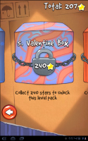 Cut the Rope Unlock Box Levels