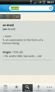 Dictionary.Com - Clear definitions