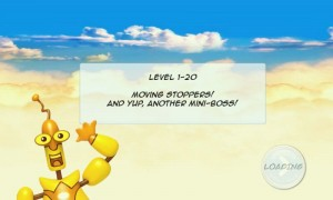 Diversion - Level load screen