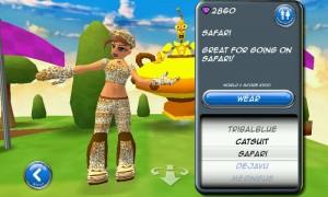 Diversion - Safari girl