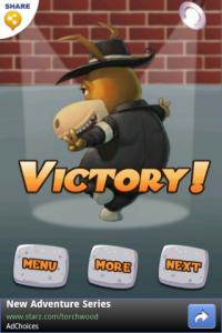 Donkey Jump Victory
