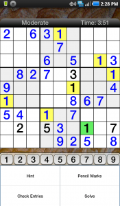 Enjoy Sudoku Gameplay