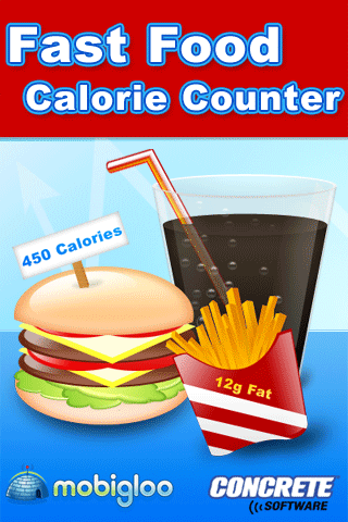 Fast Food Calorie Counter is a Quick-reference Guide to Eating Better