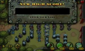 Fieldrunners - New high score!