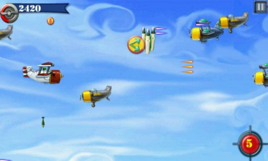 Fly Boy a Hectic, Bright and Fun-filled Arcade Shoot-em-up