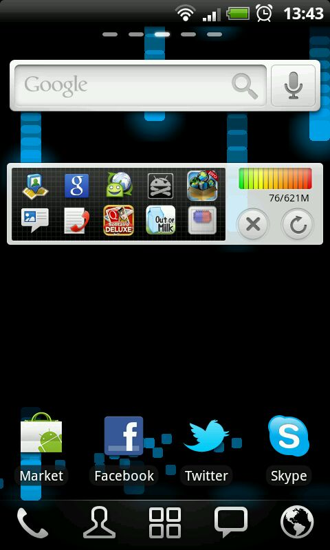 GO Launcher EX, a Home Replacement Android App to Customize & Personalize your phone from hundreds of Themes!