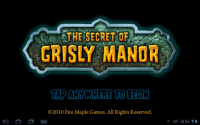 Grisly Manor Main