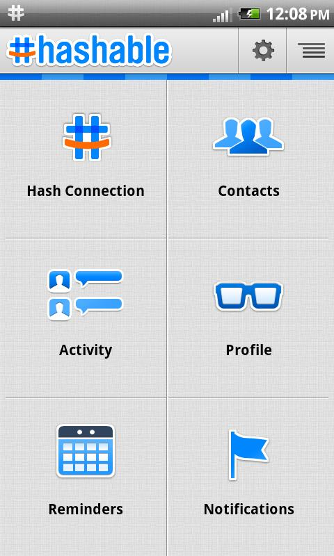 Hashable is a Powerful Networking Tool for Business People on the Go