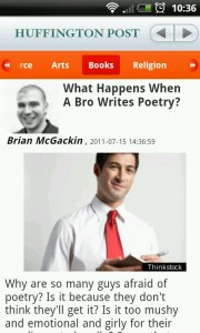 Huffington Post - In-story view 4