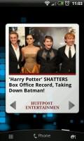 Huffington Post - Large widget