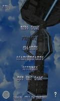 Icarus-X - Main menu