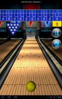 Let's Bowl Gameplay