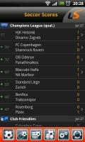 LiveScore - Soccer Scores