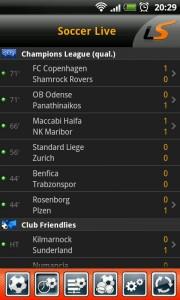 LiveScore - Soccer live scores