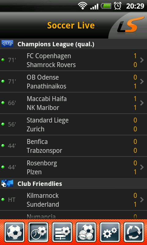 livescore co