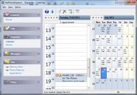 MyPhoneExplorer Desktop Software Calendar
