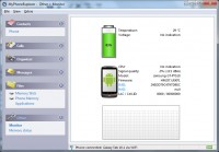 MyPhoneExplorer Desktop Software System Monitor