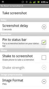No Root Screenshot It Screenshot