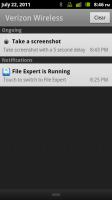 No Root Screenshot It Status Bar