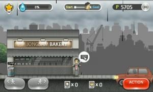 Rainy Day 2 - Jongsam Bakery is great for sheltering.