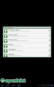 Safari HD Achievements