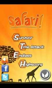 Safari HD Main