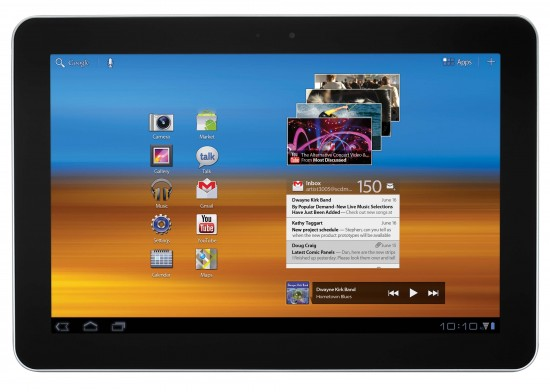 Samsung Galaxy Tab 10.1 4G LTE Flavor Headed for Verizon July 28