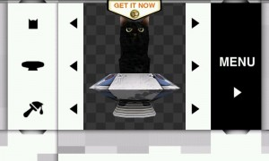 Spacecat (3D) - Customize Cat