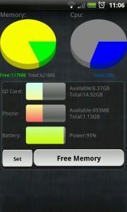 Superbox Pro - Memory CPU