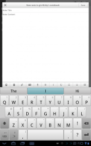 Swiftkey Tab Portrait
