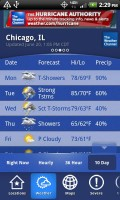 The Weather Channel version 3.2.0
