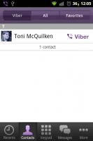 Viber Contacts