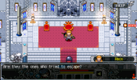 Zenonia 2 Kings Room