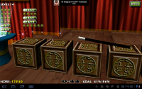 3D Magic Words in Game Play 3
