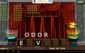 3D Magic Words in Game Play 4