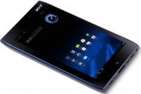 Acer Iconia Tab A100 Flat Angle View