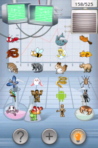 Alchemy Genetics Game Board
