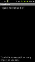 Androsensor Multitouch Sensor