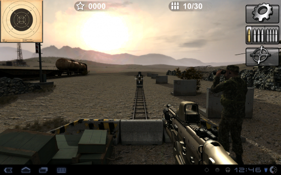Arma II: Firing Range THD Visually Stunning 3D Shooter with Questionable Potential