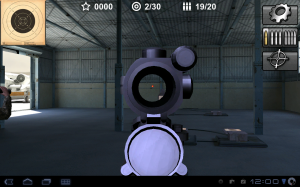 Arma II Hangar and Scoped