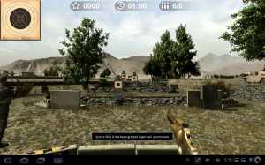 Arma II Multiple Targets with Pistol