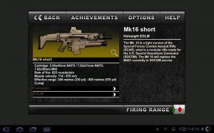 Arma II Weapon Info