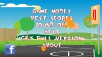 Basketball Trick Shots Main Menu