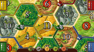 Catan Mid Game