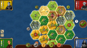 Catan Robber Placement