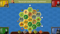 Catan Settlement Placement