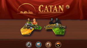 Catan Title Screen