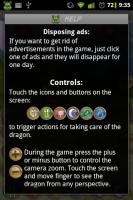 Drago Pet Dragon Help