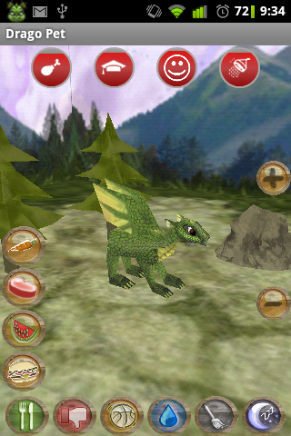 Drago Pet is a Fun Little Diversion on your Android Phone